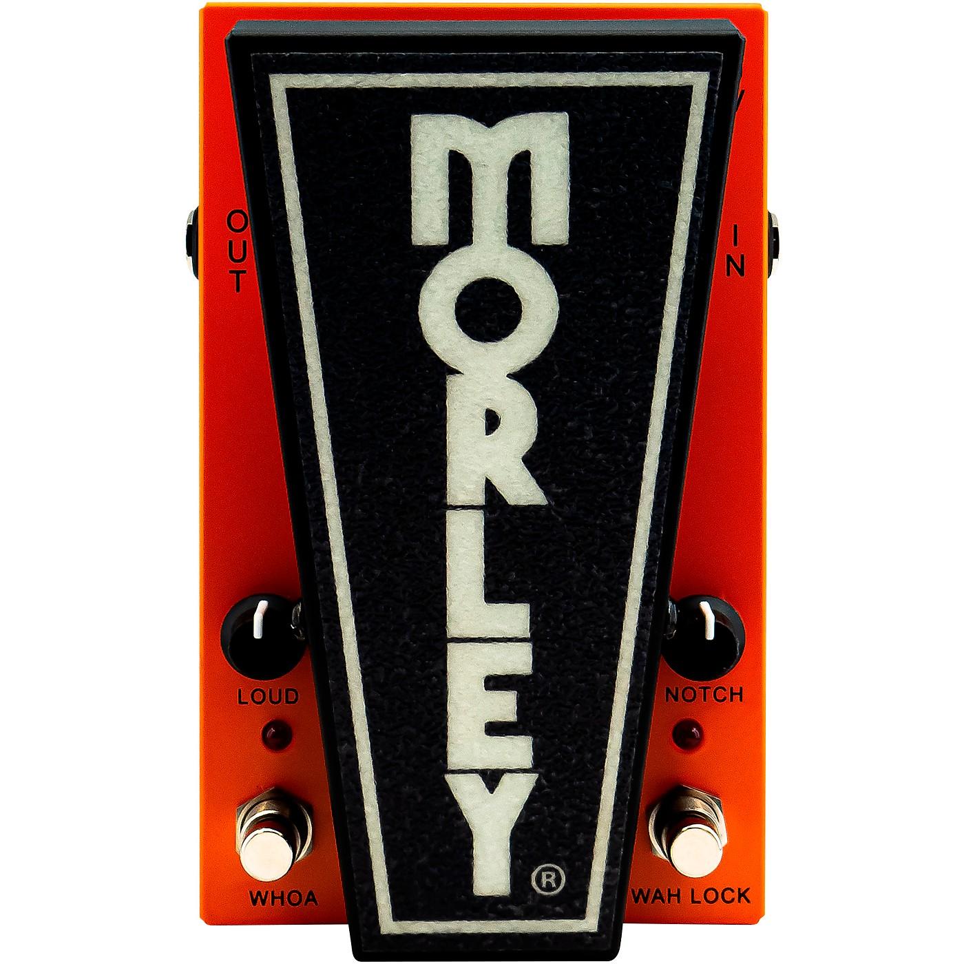 Morley 20/20 Wah Lock Effects Pedal thumbnail
