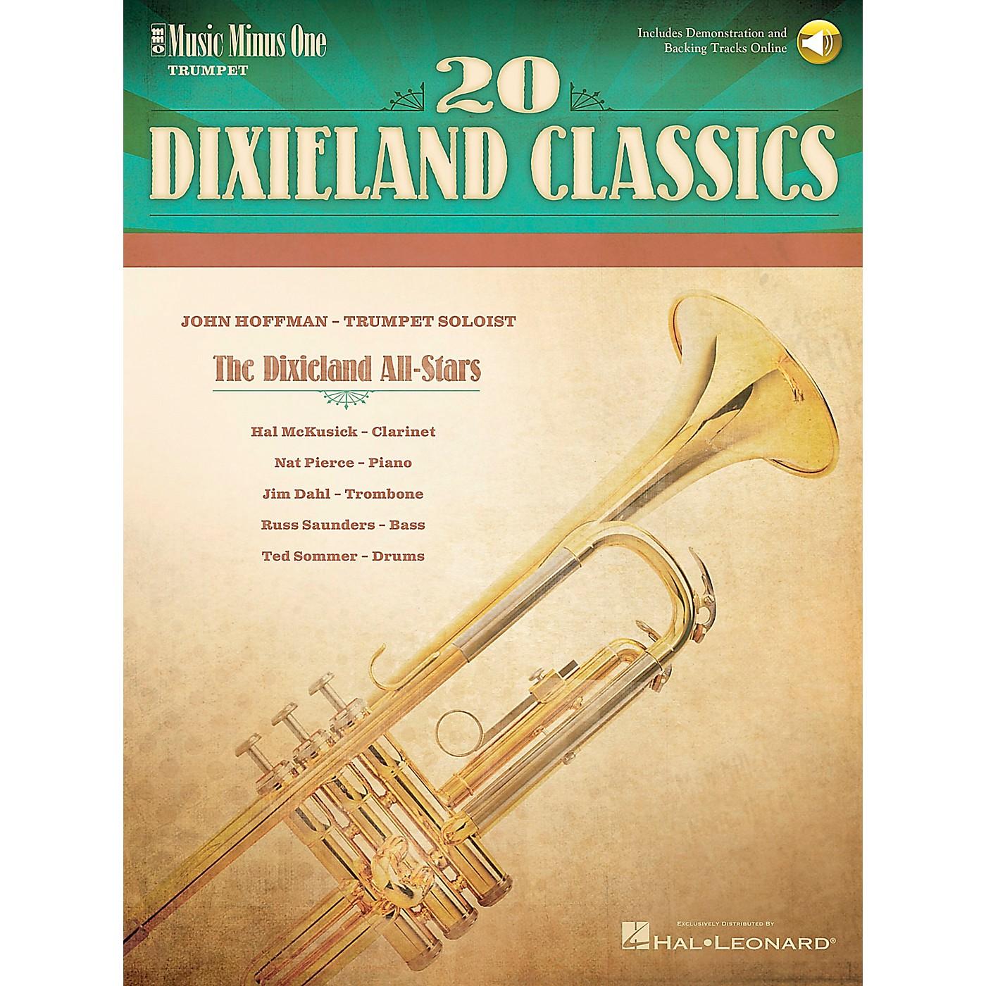 Hal Leonard 20 Dixie Classics for Clarinet or Trumpet thumbnail