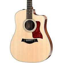Taylor 200 Series 210ce Deluxe Dreadnought Acoustic-Electric Guitar