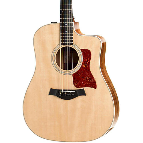 Taylor 200 Series 210ce Koa Deluxe Dreadnought Acoustic-Electric Guitar thumbnail