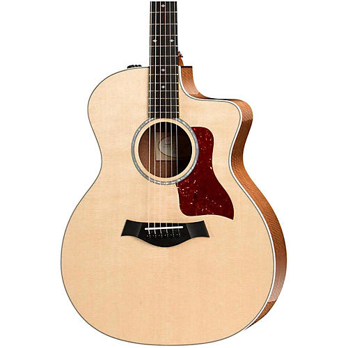 Taylor 200 Series 214ce-FS Deluxe Grand Auditorium Acoustic-Electric Guitar thumbnail