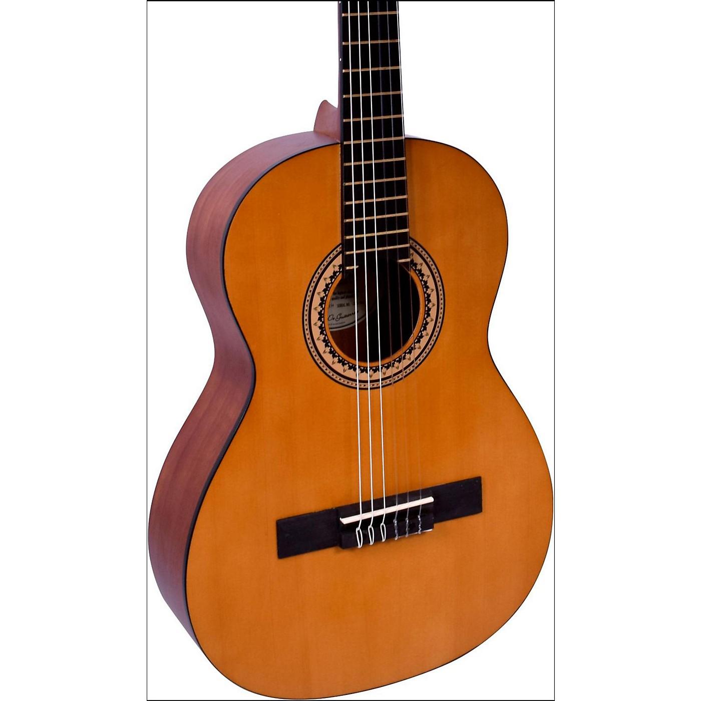 Valencia 200 Series 3/4 Size Hybrid Classical Acoustic Guitar thumbnail