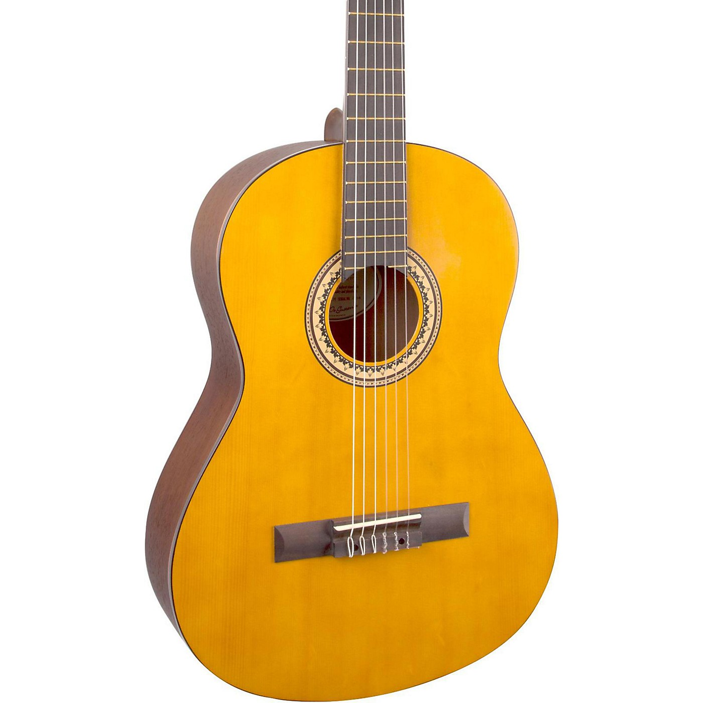 Valencia 200 Series Full Size Hybrid Classical Acoustic Guitar thumbnail