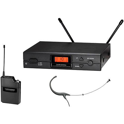 Audio-Technica 2000 Series Wireless Headworn Microphone System / I Band-thumbnail