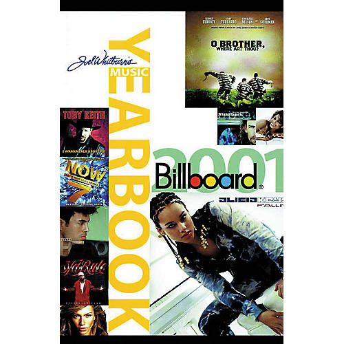 Record Research 2001 Billboard Music (Yearbook)-thumbnail