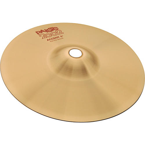 Paiste 2002 Accent Cymbal thumbnail