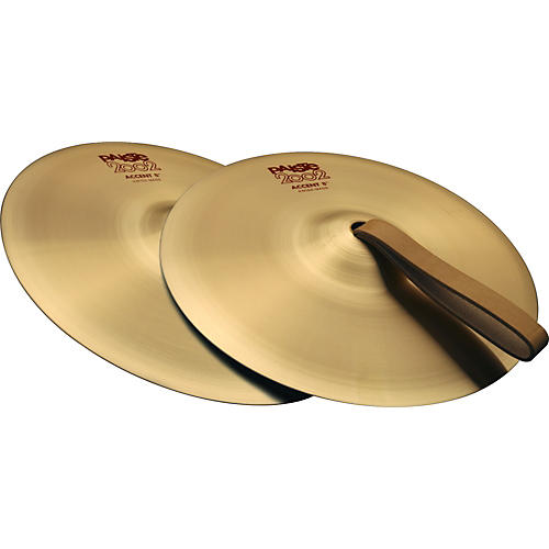 Paiste 2002 Accent Cymbal Pair-thumbnail
