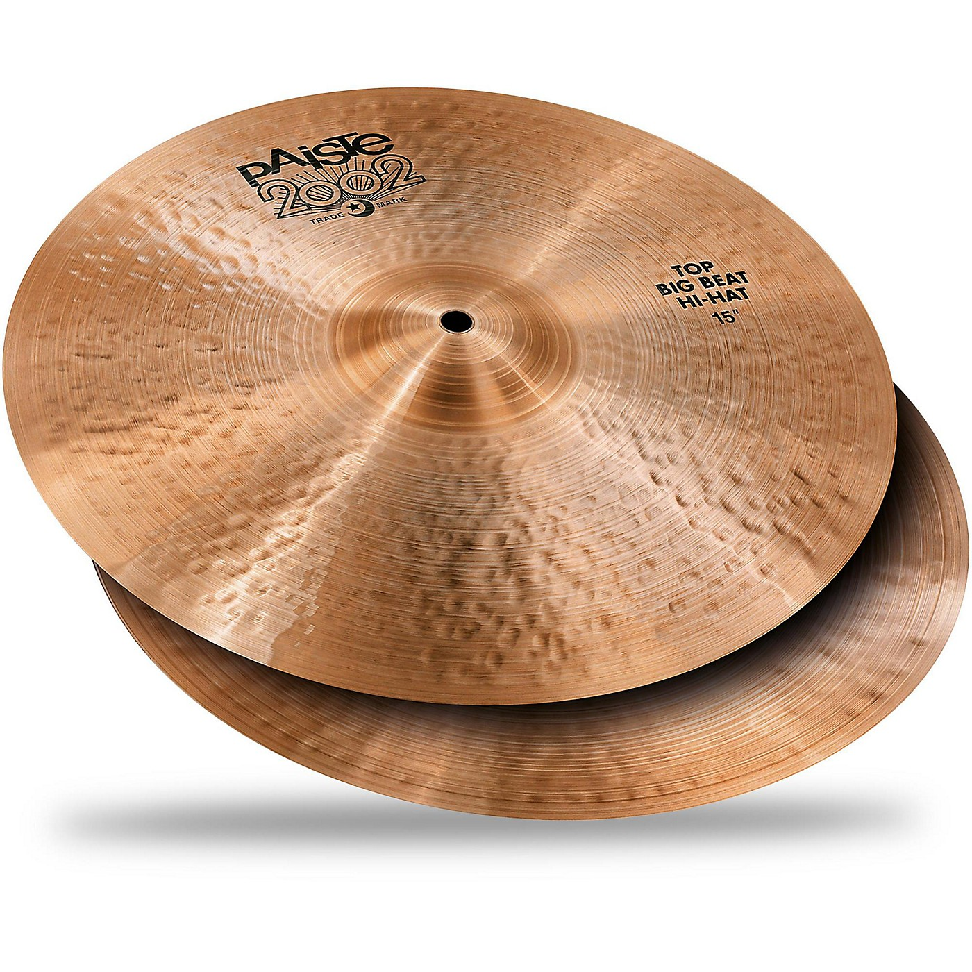 Paiste 2002 Big Beat Hi-Hat thumbnail