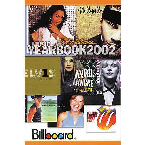 Record Research 2002 Billboard Music (Yearbook)-thumbnail