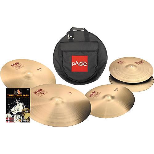 Paiste 2002 Bonham Cymbal Pack-thumbnail