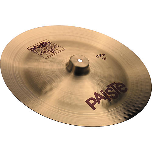 Paiste 2002 China Cymbal thumbnail