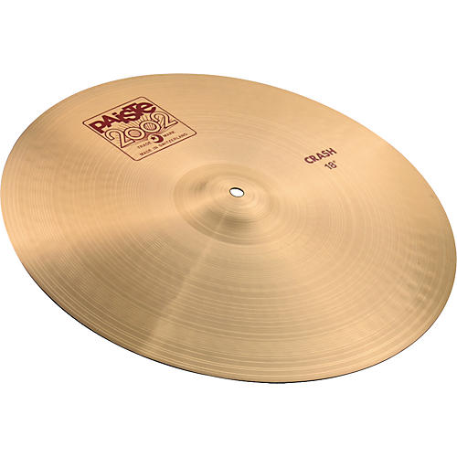 Paiste 2002 Crash Cymbal thumbnail