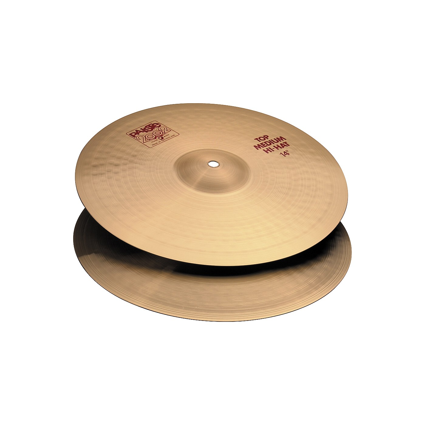 Paiste 2002 Medium HiHats thumbnail