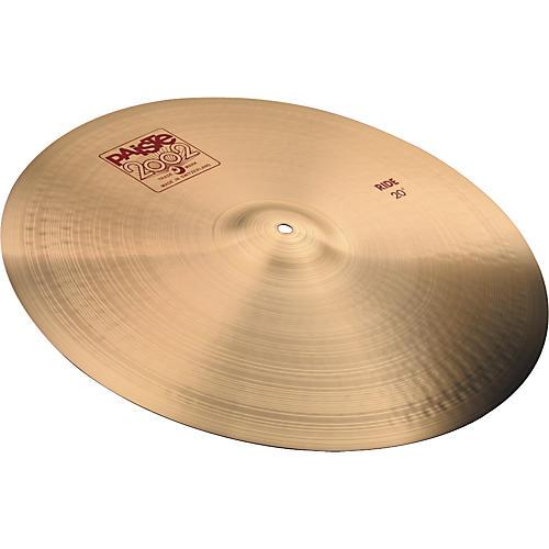 Paiste 2002 Ride Cymbal thumbnail