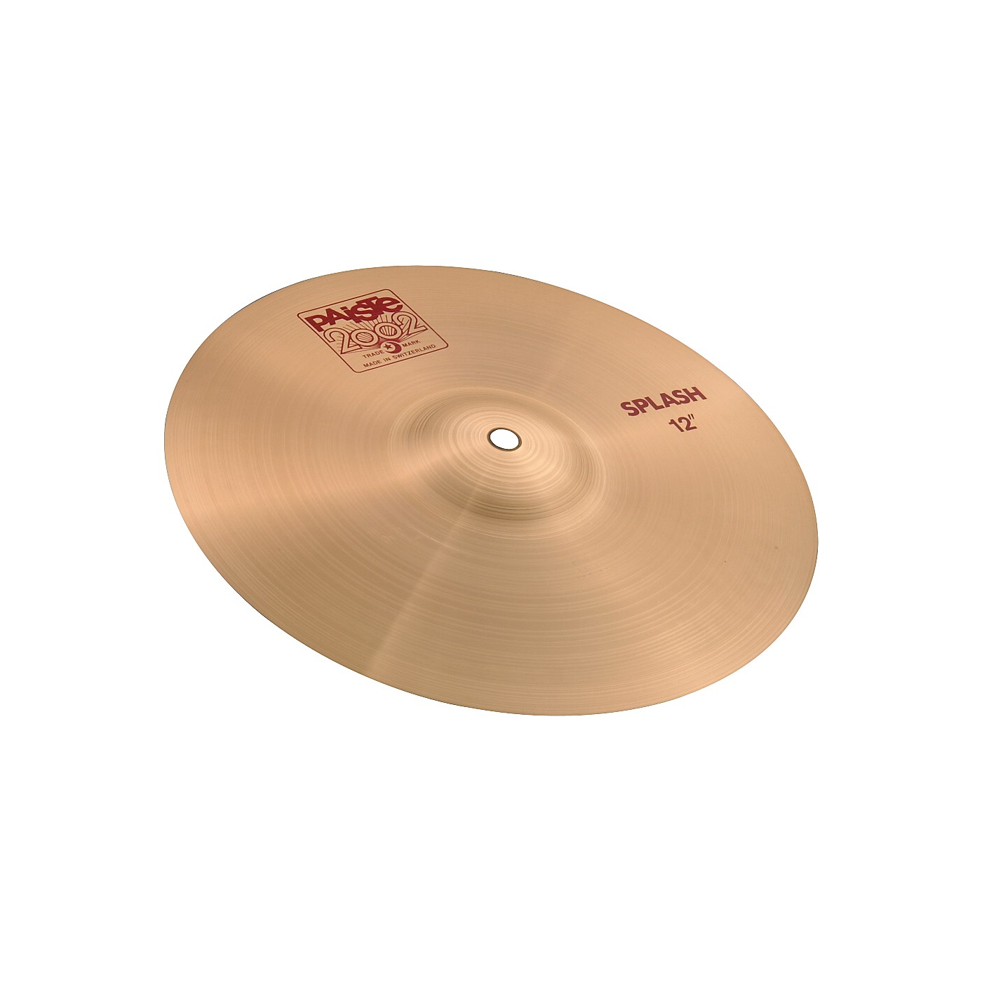 Paiste 2002 Splash Cymbal thumbnail