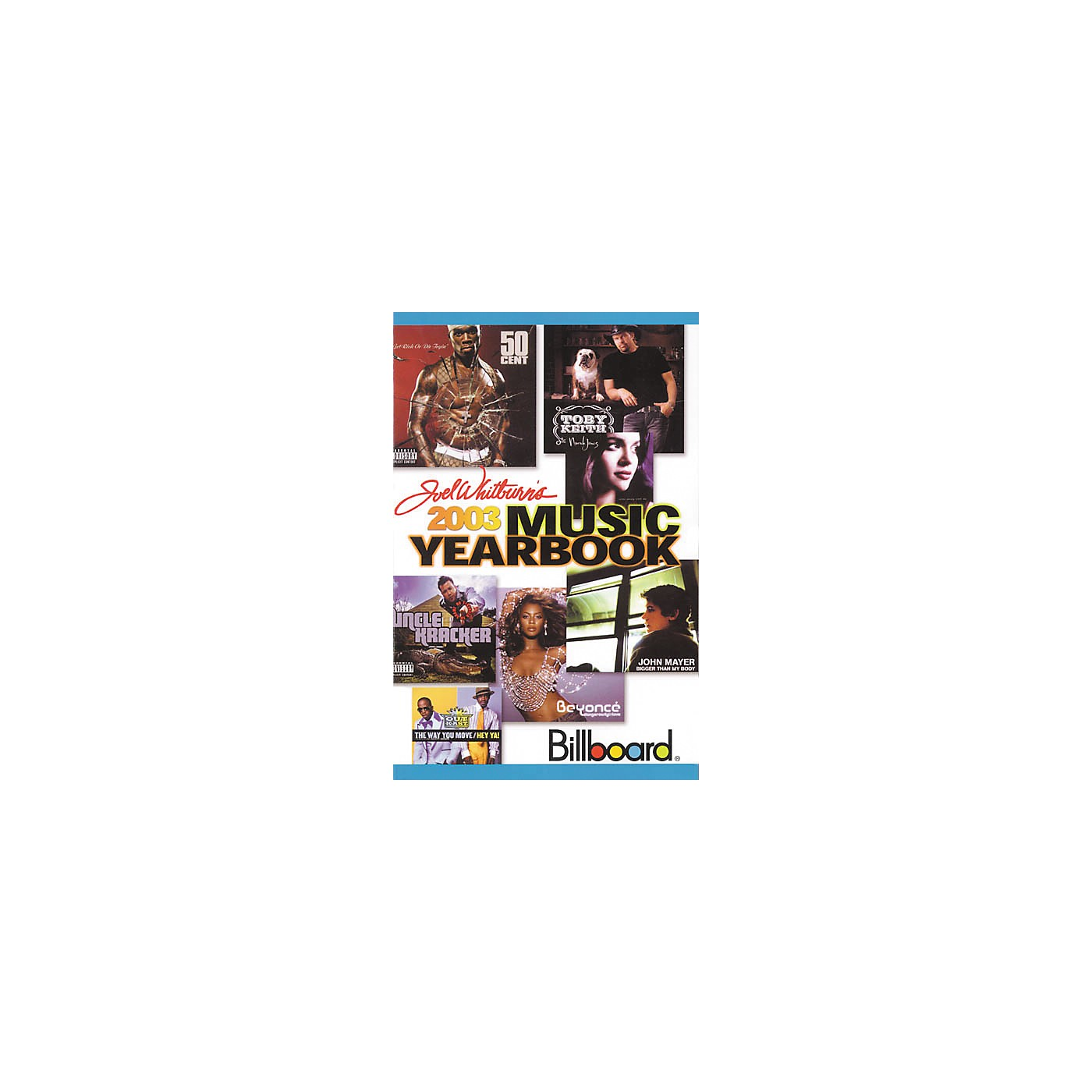Record Research 2003 Billboard Music (Yearbook) thumbnail