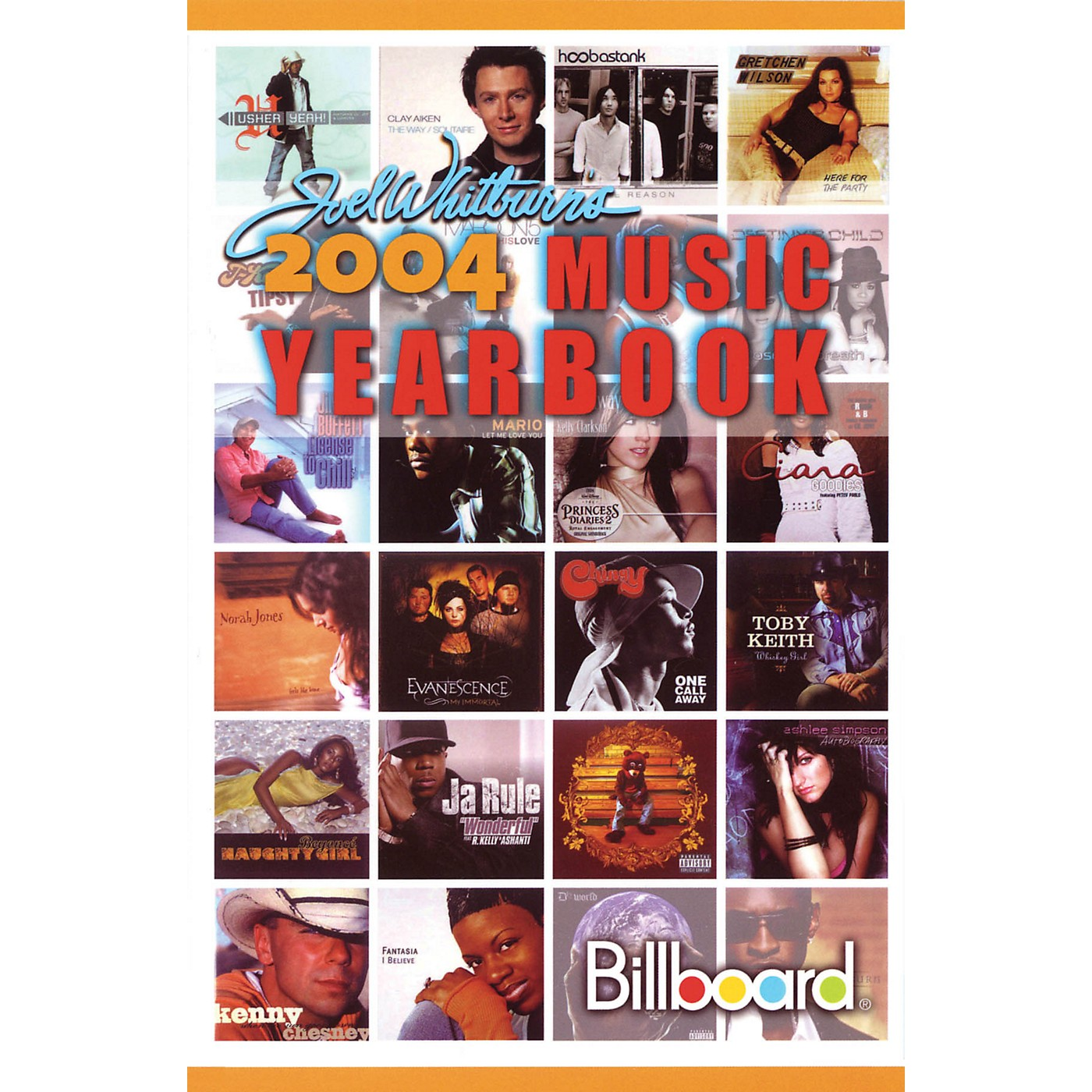 Record Research 2004 Billboard Music Yearbook Book Series Written by Joel Whitburn thumbnail