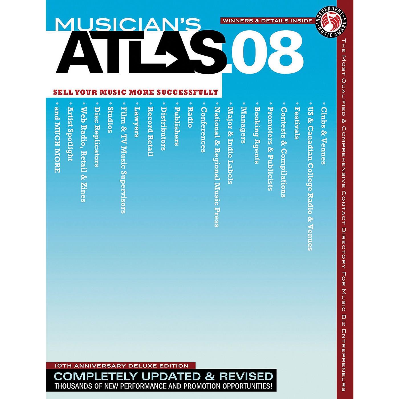 Hal Leonard 2008 Musician's Atlas thumbnail