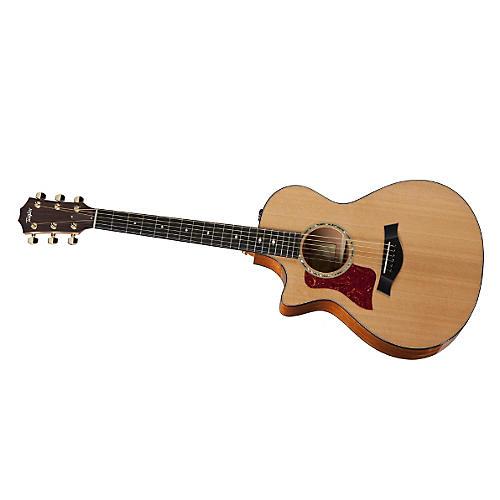 Taylor 2012 512ce-L Mahogany/Cedar Grand Concert Left-Handed Acoustic-Electric Guitar thumbnail