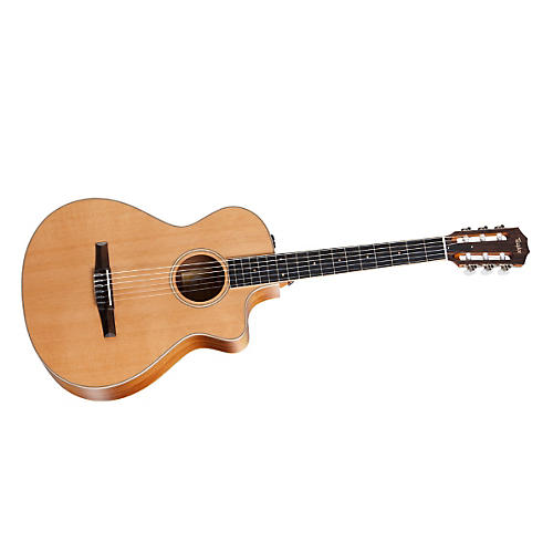 Taylor 2012 Fall Limited Grand Concert Nylon String Acoustic-Electric Guitar thumbnail