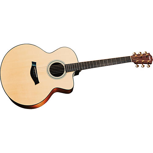 Taylor 2012 LKSM-6 Leo Kottke Signature Model Acoustic- Guitar thumbnail