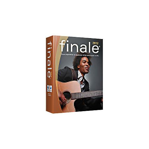 Finale 2012 Music Notation Software-thumbnail
