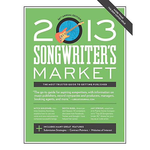 Hal Leonard 2013 Songwriter's Market-thumbnail