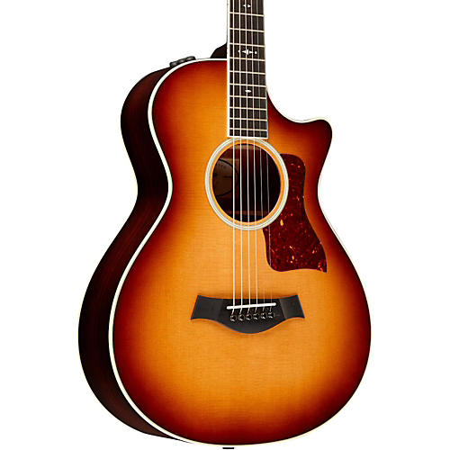 Taylor 2014 Fall Limited 512ce-FLTD Grand Concert 12-Fret Venetian Cutaway Acoustic-Electric Guitar thumbnail