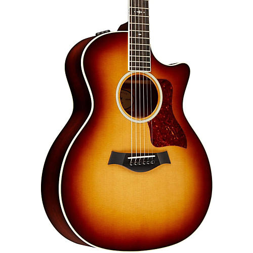 Taylor 2014 Fall Limited 514ce-FLTD Grand Auditorium Venetian Cutaway Acoustic-Electric Guitar thumbnail