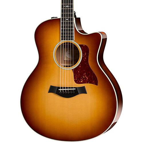 Taylor 2014 Fall Limited 516ce-FLTD Grand Symphony Venetian Cutaway Acoustic-Electric Guitar thumbnail