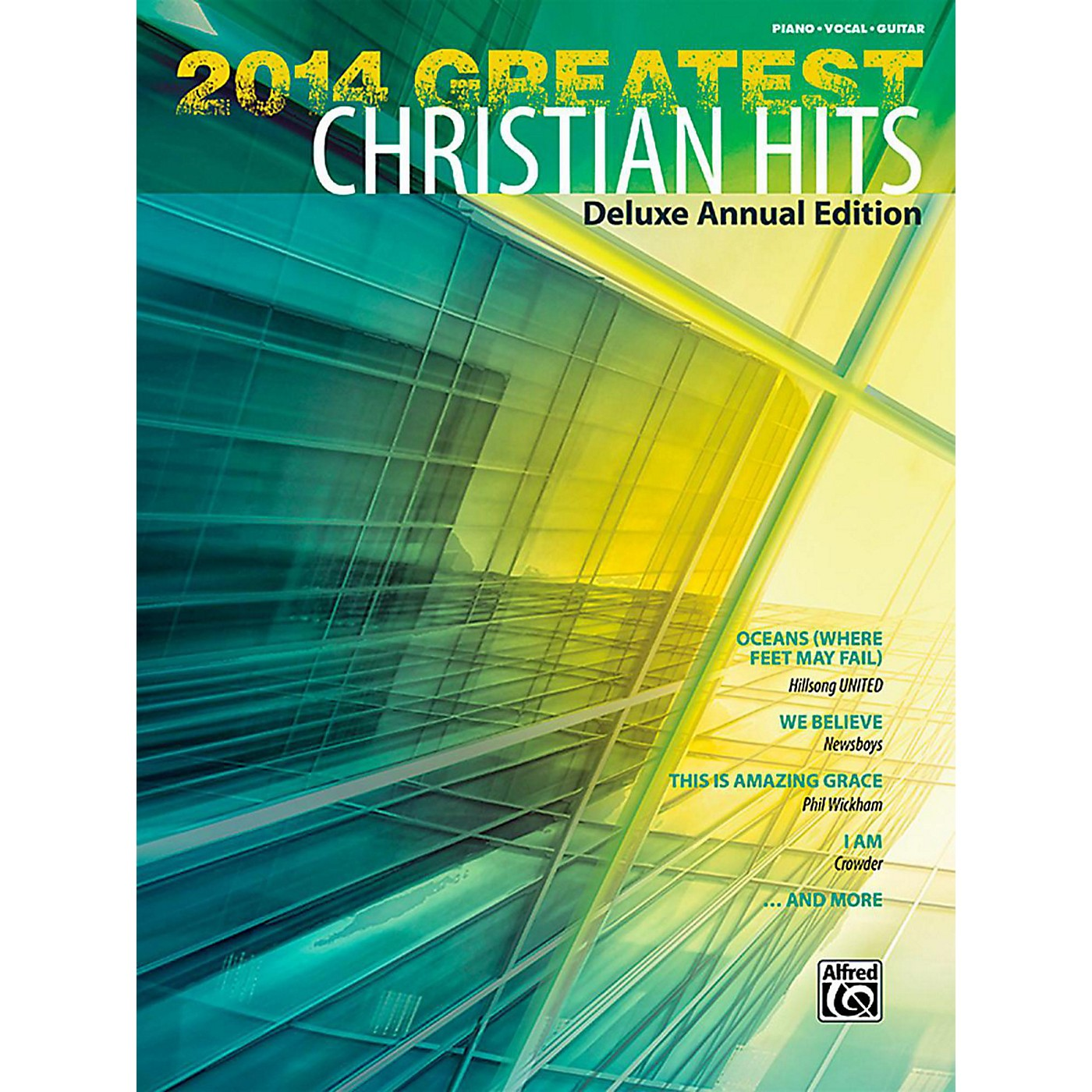 Alfred 2014 Greatest Christian Hits P/V/C Book thumbnail