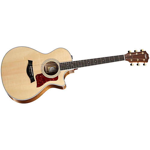 Taylor 2014 Spring Limited 412ce Grand Concert Acoustic-Electric Guitar thumbnail