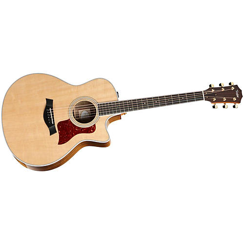 Taylor 2014 Spring Limited 416ce Grand Symphony Acoustic-Electric Guitar thumbnail