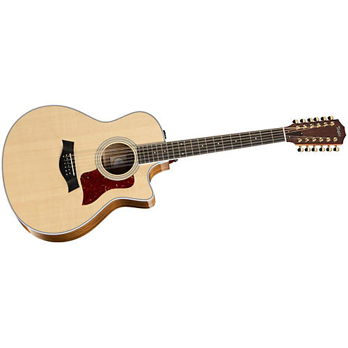Taylor 2014 Spring Limited 456ce Grand Symphony 12-String Acoustic-Electric Guitar thumbnail