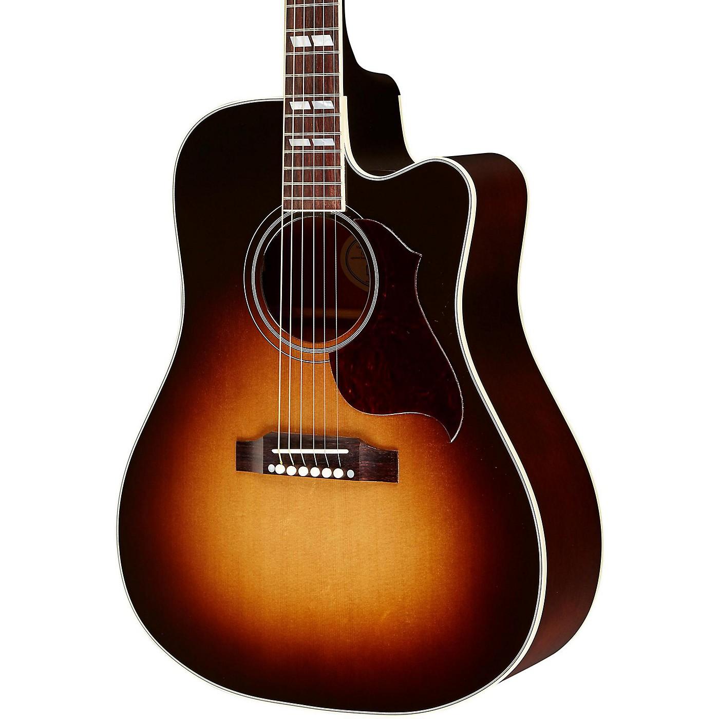 Gibson 2015 Hummingbird Pro Acoustic-Electric Guitar thumbnail