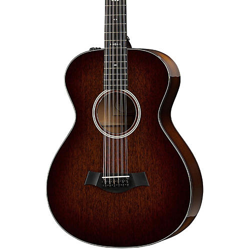 Taylor 2016 500 Series 562e 12-Fret Grand Concert 12-String Acoustic-Electric Guitar thumbnail
