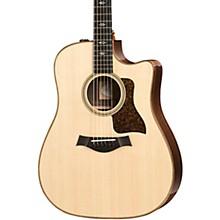 Taylor 2016 710ce Dreadnought Acoustic-Electric Guitar