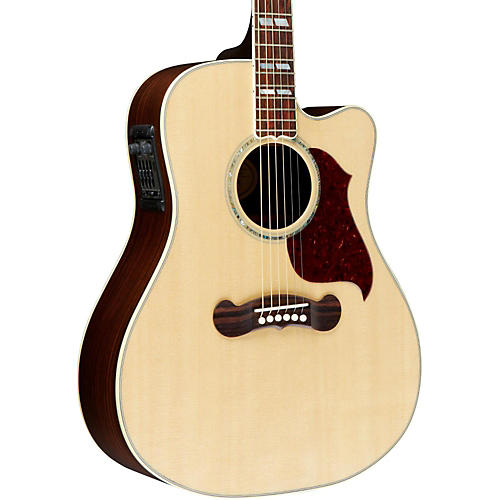 Gibson 2016 Songwriter Deluxe Studio EC Dreadnought Acoustic-Electric Guitar thumbnail