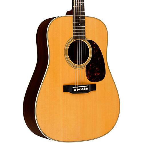 Martin 2017 D-28 Dreadnought Acoustic Guitar thumbnail
