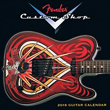 Fender 2018 Fender Custom Shop Mini Calendar