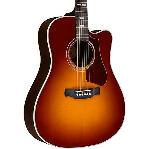 Gibson 2018 Hummingbird Rosewood Avant Garde Acoustic-Electric Guitar thumbnail