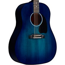 Gibson 2018 Limited Edition J-45 Denim Blue Acoustic-Electric Guitar