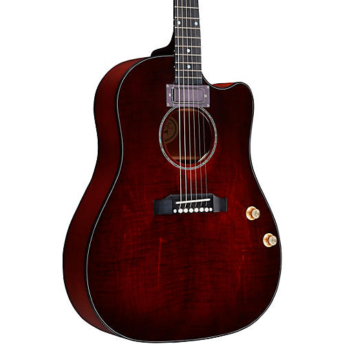 Gibson 2019 J-45 Humbucker Acoustic-Electric Guitar thumbnail