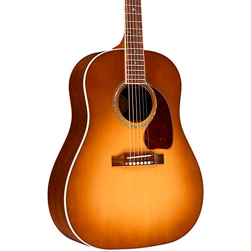 Gibson 2019 J-45 Walnut Custom Acoustic-Electric Guitar thumbnail