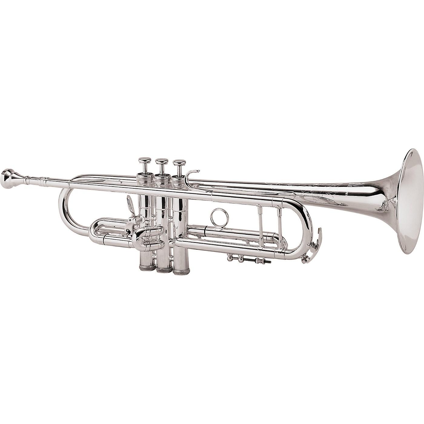 King 2055 Silver Flair Series Bb Trumpet thumbnail