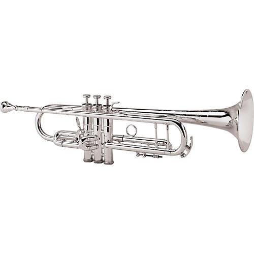King 2055 Silver Flair Series Bb Trumpet-thumbnail