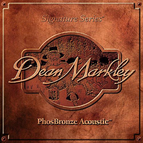 Dean Markley 2063A PhosBronze LT Acoustic Guitar Strings thumbnail