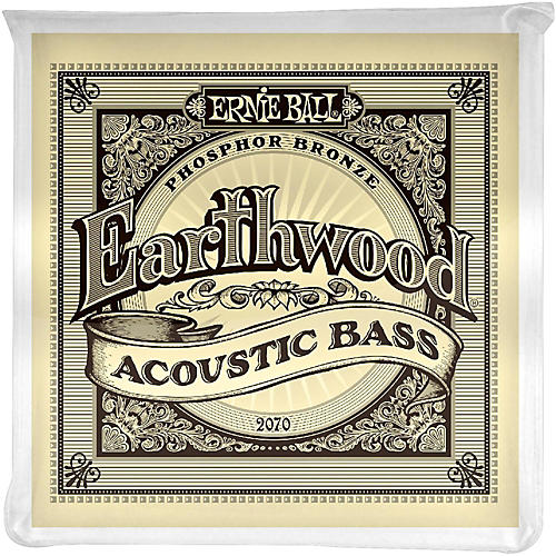 Ernie Ball 2070 Earthwood Acoustic Bass Strings thumbnail