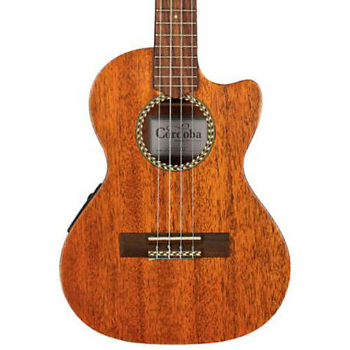 Cordoba 20TM-CE Tenor Cutaway Acoustic-Electric Ukulele thumbnail