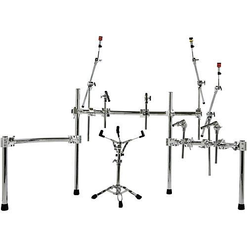 Hart Dynamics 20th Anniversary Drumkit Custom Rack-thumbnail